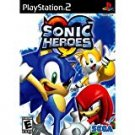 playstation 2 greatest hits - sonic heroes SEGA 2003 Everyone used mint