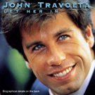 john travolta - let her in CD 1995 success 20 tracks used mint