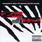 zebrahead - soundtrack from the original motion picture CD 1992 sony 10 tracks used mint