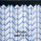 ainigma - diluvium - little wing replay series vol. 13 CD 4 tracks new