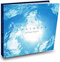 anathema - falling deeper CD 2011 kscope digipak new