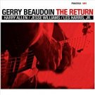 gerry beaudoin - the return CD 2011 francesca 10 tracks new