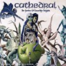 cathedral - garden of unearthly delights CD 2005 nuclear blast used mint