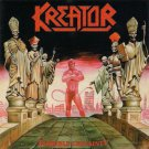 kreator - terrible certainty CD 1987 noise 8 tracks used mint