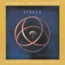 andreas vollenweider - stella CD single 1999 sony 4 tracks used mint