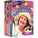 keeping up appearances - hyacinth in full bloom set DVD 4-discs 2003 BBC used mint