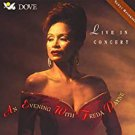 an evening with freda dayne - live in concert CD 1994 dove audio 19 tracks used mint