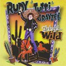 rudy tutti grayzell - let's get wild CD 1998 sideburn autographed