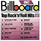 billboard top rock n roll hits 1967 - various artists CD 1993 rhino 10 tracks used mint