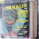 yo daddy and me - shackled and worse CD 1995 hidebound 14 tracks used mint