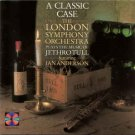 a classic case - london symphony orchestra plays music of jethro tull CD 1985 rca used mint