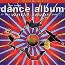 best dance album in the world .. ever part 4 - various artists CD 2-discs 1994 virgin used mint
