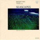 michael jones - seascapes CD 1984 narada 5 tracks used mint