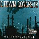 e. town concrete - the renaissance CD 2003 razor & tie 11 tracks used mint