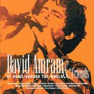 david amram & friends - at home / around the world CD 1996 flying fish rounder 10 tracks used mint