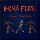 bona fide - royal function CD 1999 n coded 12 tracks used mint