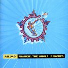 frankie goes to hollywood - reload! th whole 12 inches CD 1994 zit 9 tracks used mint