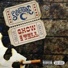 silvertide - show and tell CD 2004 j records 11 tracks used mint
