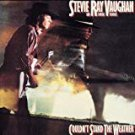 stevie ray vaughan and double trouble - couldn't stand the weather CD 1999 sony 13 tracks used mint