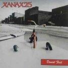 xanax 25 - denial fest CD 1995 futurist 9 tracks new