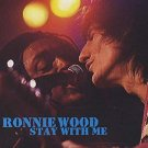 ronnie wood - stay with me CD ep 1993 continuum 3 tracks used mint
