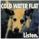 cold water flat - listen. CD sonic bubblegum 10 tracks used mint