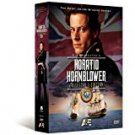 c. s. forester's horatio hornblower - collector's edition DVD 2002 A&E 8-discs 800 mins used mintd