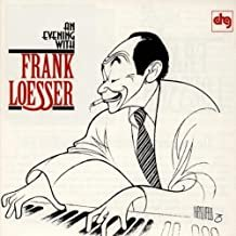 an evening with frank loesser CD 1992 frank music DRG records 22 tracks used mint