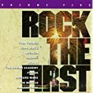 rock the first volume five - various artists CD 1992 sandstone DCC 10 tracks used mint