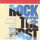 rock the first volume six - various artists CD 1992 sandstone DCC 10 tracks used mint