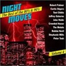 night moves: best of 80's and 90's volume 4 - various artists CD 1995 DCC 10 tracks used mint