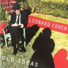 leonard cohen - old ideas CD 2012 sony 10 tracks used mint