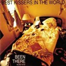 best kissers in the world - been there CD 1993 MCA 12 tracks used mint