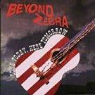 beyond zebra - gone today here tomorrow CD 1993 twintone 12 tracks used mint
