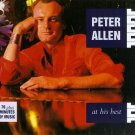 peter allen - at his best CD 1994 A&M 17 tracks used mint