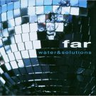 far - water & solutions CD 1998 epic immortal 12 tracks used mint