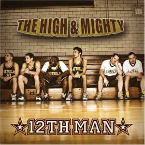 high & mighty - 12th man CD 2005 eastern conference 14 tracks used mint