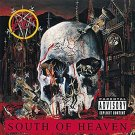 slayer - south of the heaven CD 1988 american columbia 10 tracks used mint