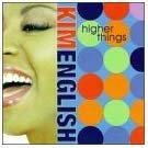 kim english - higher things CD 1998 nervous 11 tracks used mint