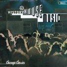 history of house music vol 1 - chicago classics CD 1996 k-tel 10 tracks used mint
