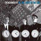 trenchmouth vs. the light of the sun CD 1994 elektra warner 10 tracks used mint