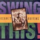kermit ruffins - swing this! CD 1999 basin street 12 tracks used mint