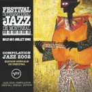 festival international de jazz de montreal - compilation jazz 2002 CD verve used mint