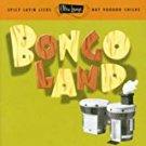 ultra lounge - bongo land CD 1997 capitol 19 tracks used mint