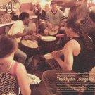 rhythm lounge volume 1 - various artists CD 2001 large music 10 tracks used mint