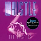 whistle - best of whistle CD 1995 select 10 tracks used mint