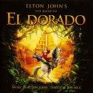elton john's road to el dorado - lyrics by tim rice CD 2000 dreamworks 14 tracks new