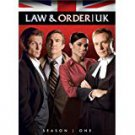 law and order UK - season one DVD 3-discs 2010 universal used mint