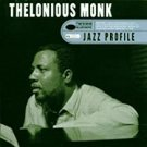 thelonious monk - jazz profile no. 024 CD 1998capitol blue note 15 tracks used mint