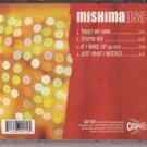 mishima usa - mishima usa CD ep 2001 catapult 4 tracks used mint